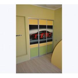 3 недорогих двери купе