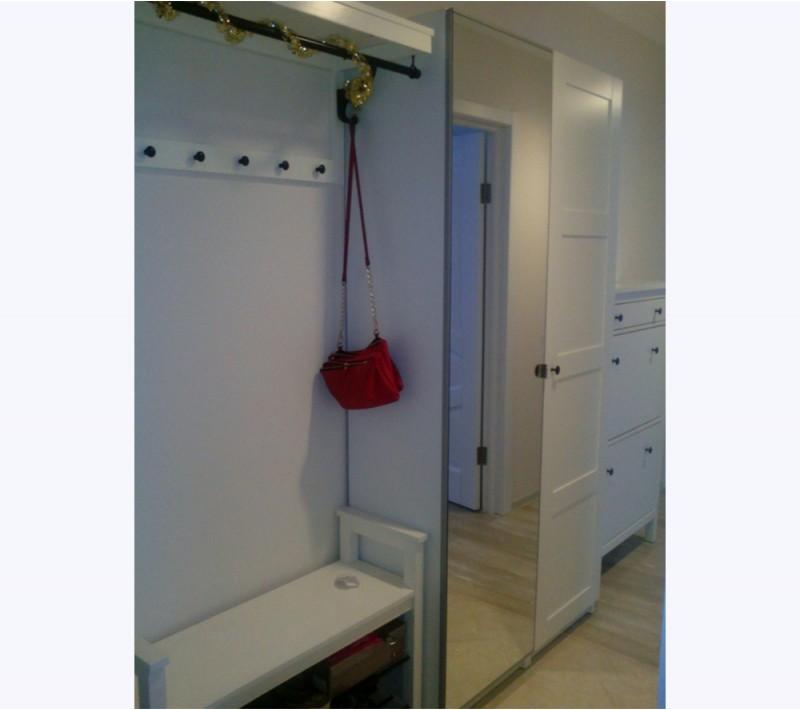 Шкафы купе узкие 45 см