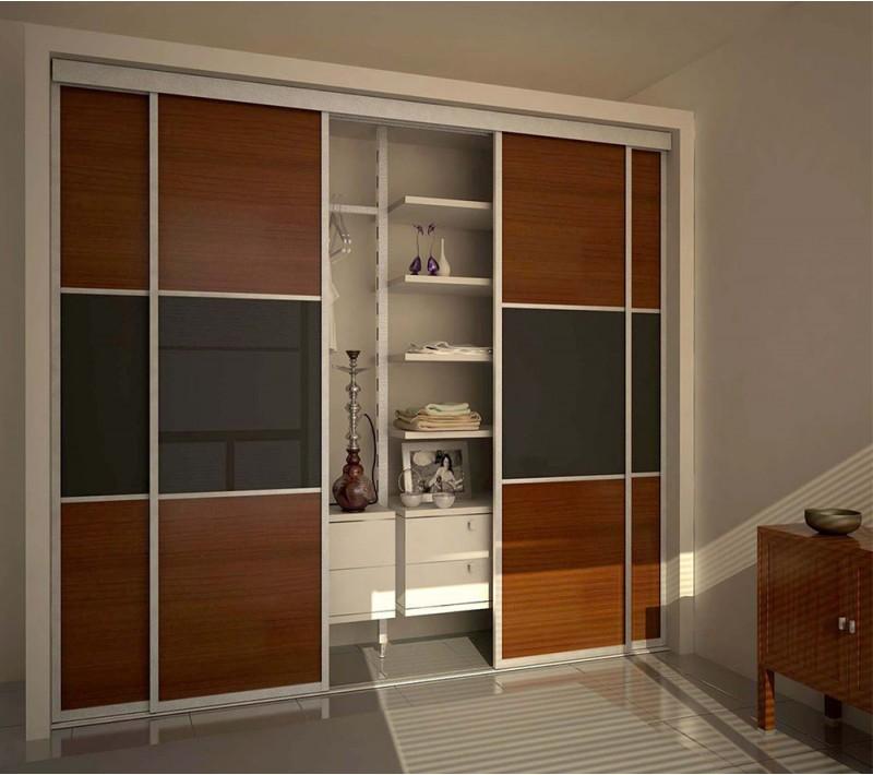 Производство дверей для шкаф купе