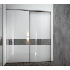 Двери стекло для встроенного шкафа
