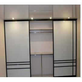 Шкаф купе без боковых и задней стенок