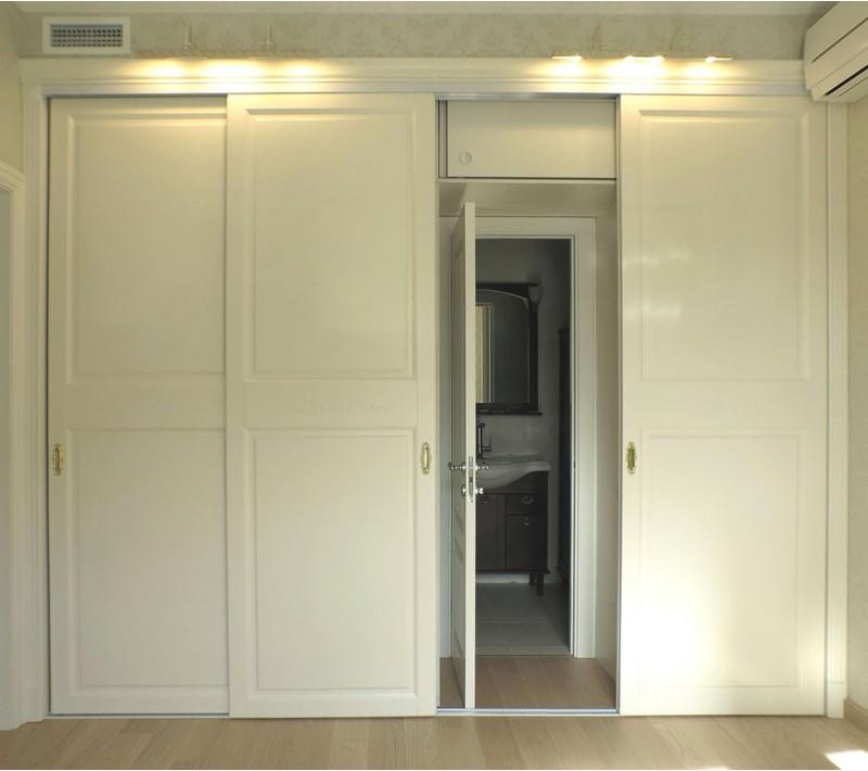 Дверь купе эмаль