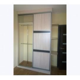 Шкафы купе без задней стенки