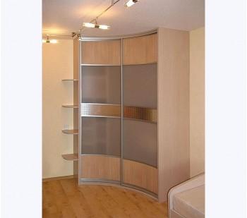 Изготовление раздвижных дверей для шкафов купе