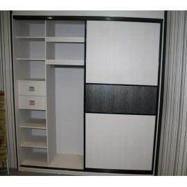 Шкаф купе белый корпус