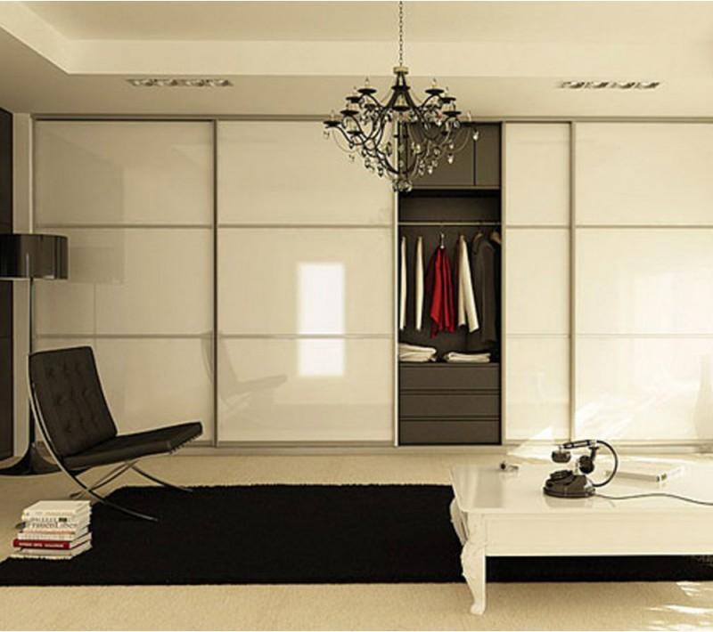 Шкафы купе в большую комнату