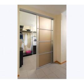Раздвижные двери в стену по низкой цене