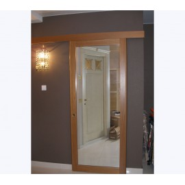 Раздвижные двери в ванную комнату