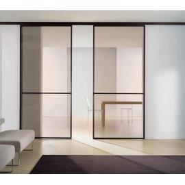 Внутрикомнатные перегородки раздвижные для квартиры