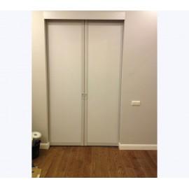 Раздвижная дверь (белая) - заказать раздвижную дверь в Москве недорого
