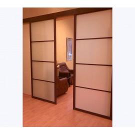 Дешевая перегородка для зонирования комнаты