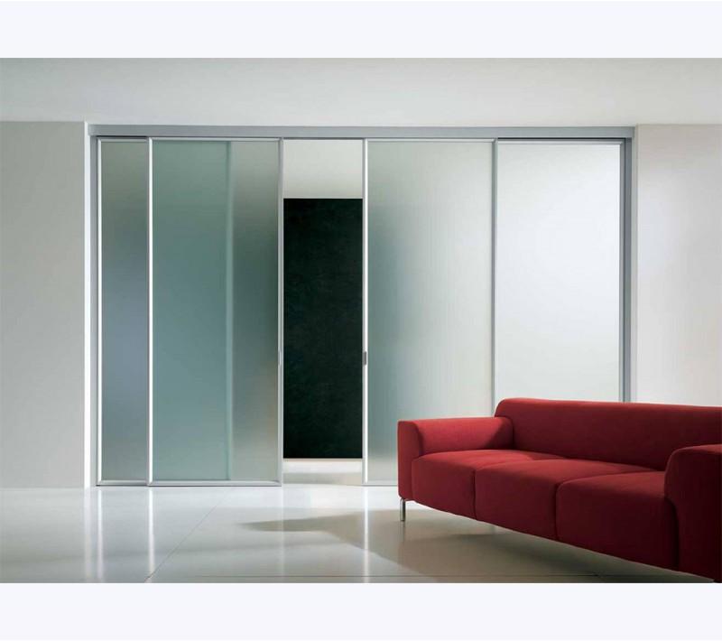 Стоимость раздвижных перегородок для зонирования комнаты