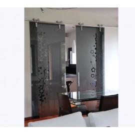 Раздвижные комнатные двери