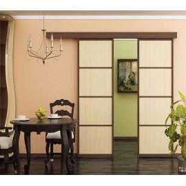 Купить раздвижные двери в комнату недорого в Москве
