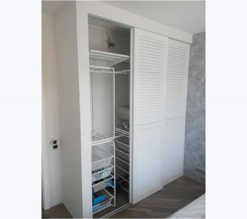 Шкаф купе жалюзи