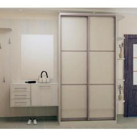 Двери двустворчатые для шкафа