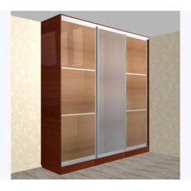 Шкафы купе в комнату 18 метров