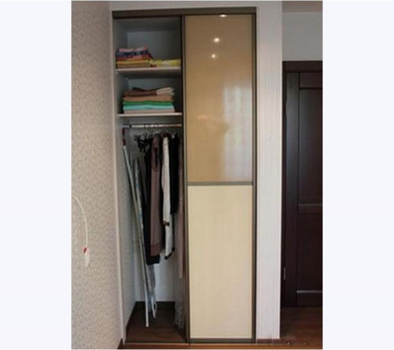 Встроенный шкаф купе ширина 1 метр