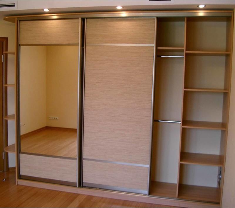 Корпусная мебель шкаф купе