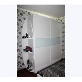 Шкаф купе в спальню лакобель