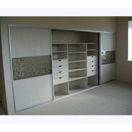 Встраиваемый шкаф купе 4 метра